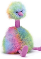 Jellycat Large Rainbow Pompom