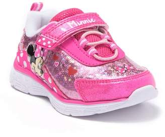 Josmo Minnie Mouse Light-Up Sneaker (Toddler)