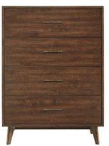 Universal Newbury Wood 4-Drawer Chest