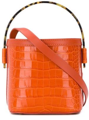 Nico Giani Croc Effect Bucket Bag