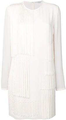 Stella McCartney Fringed Shift Dress