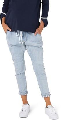 LEGOE. Oxford Denims Maternity Jeans