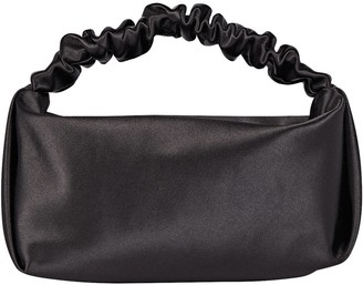 Alexander Wang Scrunchie Ruched Satin Bag
