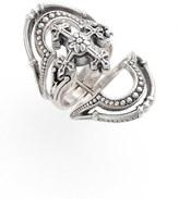 Konstantino Women's 'Penelope' Openwork Ring