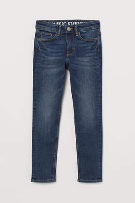 H&M Skinny Fit Jeans - Blue