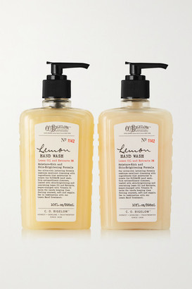 C.O. Bigelow Lemon Hand Wash Set - Colorless