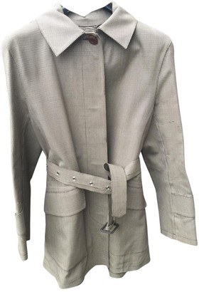 MACKINTOSH Brown Trench Coat for Women