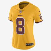 Nike NFL Washington Redskins Color Rush Limited Jersey (Kirk Cousins) Women's Football Jersey