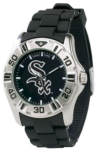Game Time MLB Men's MM-CWS MVP Series Chicago White Sox Watch