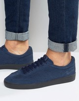 Fred Perry Umpire Suede Sneakers