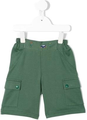 Familiar cargo shorts