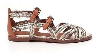 See by Chloe Buckled Sandals