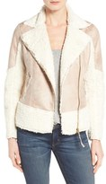 KUT from the Kloth Baylee Faux Shearling Jacket