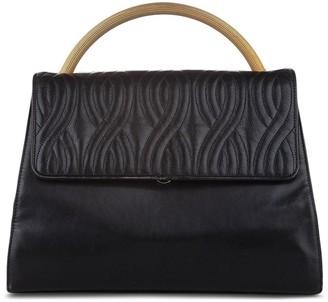 Fendi Pre-Owned Quilt Detailing Satchel Bag