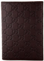 Gucci Guccissima Leather Notebook