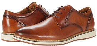Steve Madden Brelman Oxford (Tan Leather) Men's Shoes