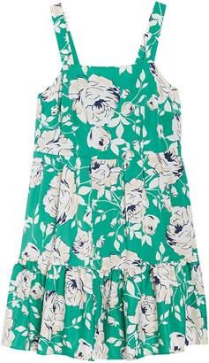 Brinker & Eliza Tiered Floral Print Dress
