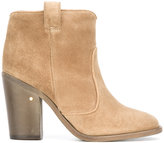 Laurence Dacade Nico boots - women - Leather/Calf Suede - 40.5