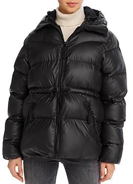 Hunter A-Line Puffer Coat
