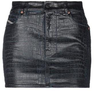 Diesel Denim skirt
