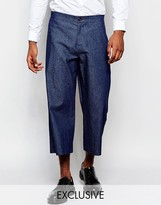Reclaimed Vintage Denim Culottes