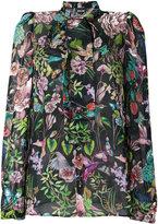Just Cavalli pussy-bow fastening blouse - women - Viscose - 40