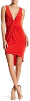 Lush Drape Knit Dress