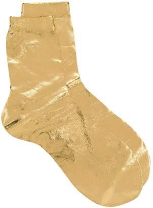 Maria La Rosa Laminated One socks