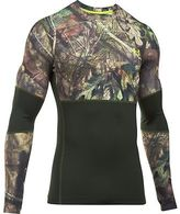 Under Armour ColdGear Infrared Scent Control Tevo Crew Top - Men's