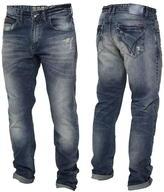 Mish Mash Floyd Loose Jeans Mens