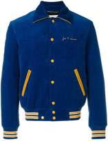 Saint Laurent Je T'aime bomber jacket