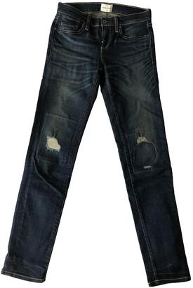 Simon Miller Blue Denim - Jeans Jeans