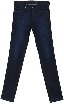 AG Jeans Prima Mid Rise Slim Jeans