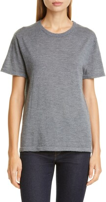 Co Essentials Cashmere Sweater T-Shirt