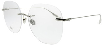 Christian Dior StellaireO6 Rimless Unisex Eyeglasses