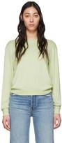 Rag & Bone Green Avryl Long Sleeve T-Shirt