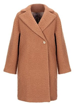 Rose' A Pois Coat