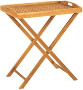 Bed Bath & Beyond Westerly Acacia Wood Butler Tray with Stand