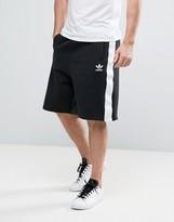 Adidas Originals Berlin Shorts In Black Bk0037