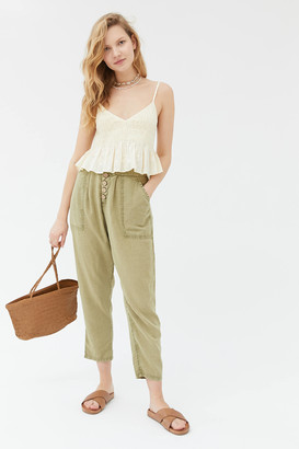 Out From Under Lee Button-Front Lounge Pant