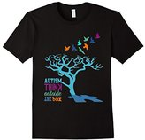Autism Shirts - Autism Awareness Ribbon T-shirts Mom/Dad/Kid