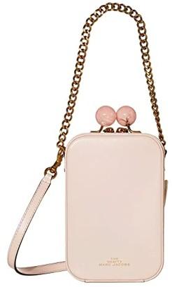 Marc Jacobs The Vanity Crossbody (Pink Tutu) Handbags