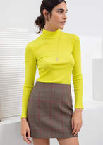 And other stories Fitted Long Sleeve Turtleneck