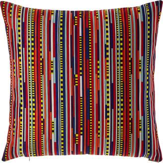 D.V. Kap Home Saxon Multi-Stripe Pillow