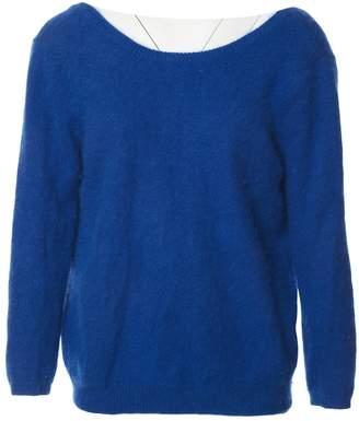 BA&SH Bash Blue Other Knitwear