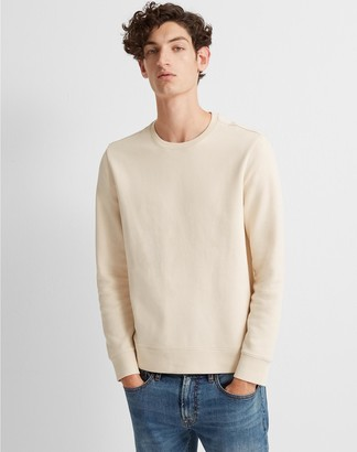 Club Monaco Piece-Dyed Sweatshirt
