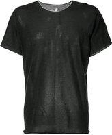 Label Under Construction lightweight T-shirt - men - Cotton - L