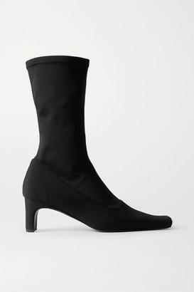 BEVZA Neoprene Sock Boots - Black