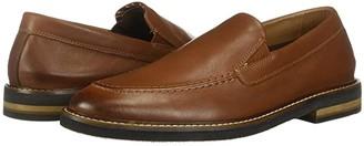 Bostonian Dezmin Step (Tan Leather) Men's Shoes
