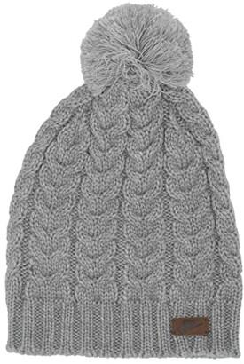 Nike NSW Knit Pom Beanie (Black) Caps